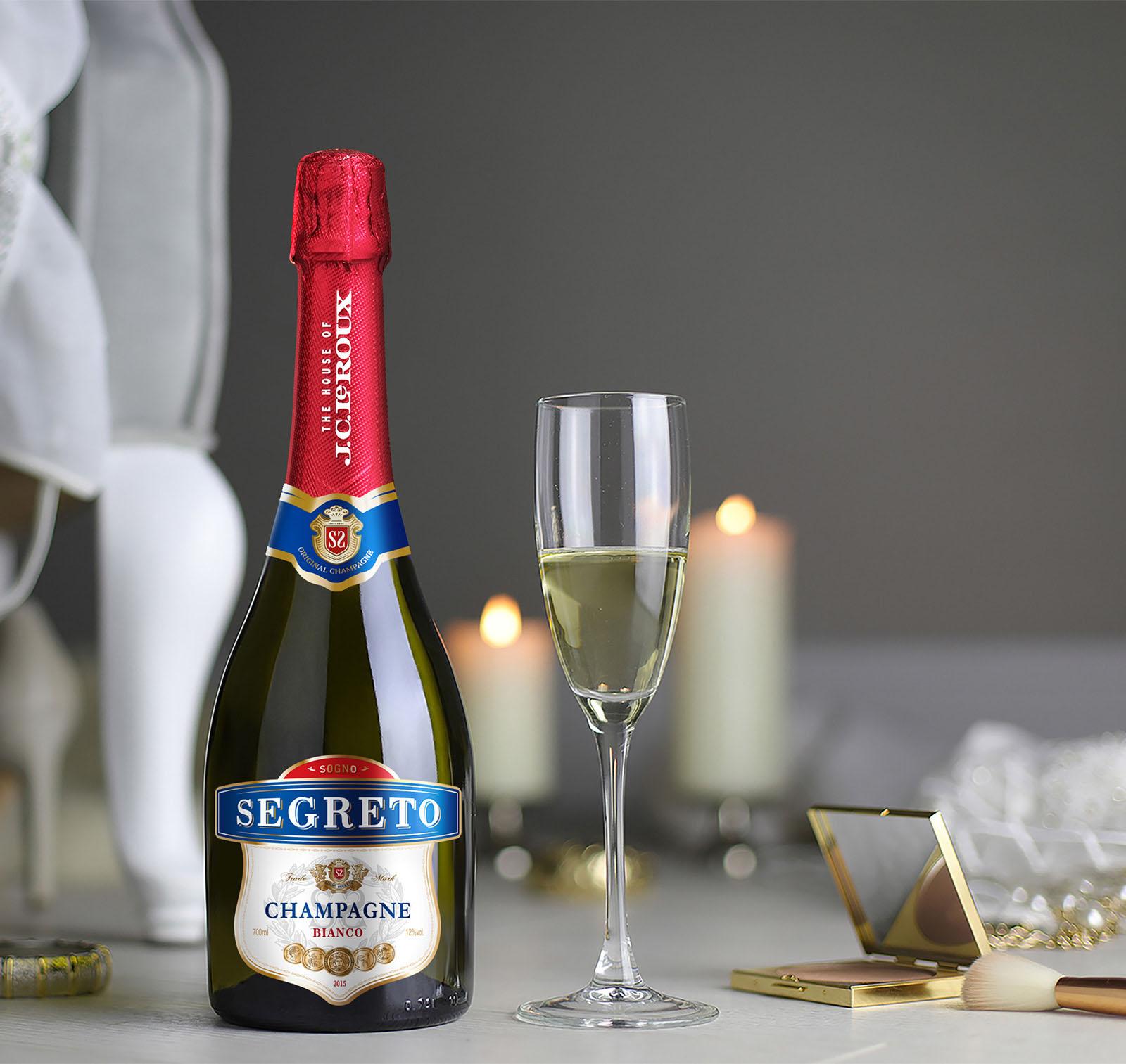 Шампанское дизайн заказать