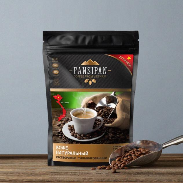 Coffee design Упаковка для кофе